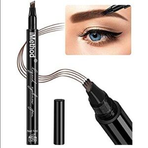 Chestnut Deep Brown Microblading Eyebrow Pencil